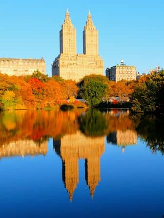 Guidet tur til filmlokationer i Central Park - Reservoir