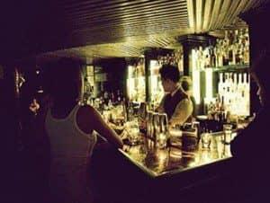 Guidet tur til hemmelige speakeasy barer i New York
