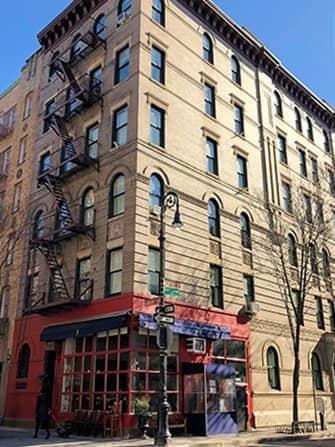 Guidet tur til tv- og filmlokationer i New York - Friends