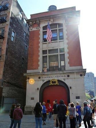 Guidet tur til tv- og filmlokationer i New York - Ghostbusters