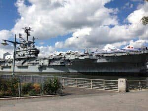 Intrepid Sea, Air and Space Museum i New York