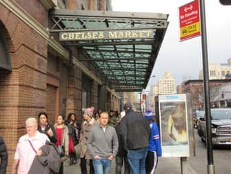 Meatpacking District i New York - Chelsea Market