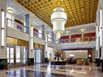 New Yorker Hotel i New York - Lobby