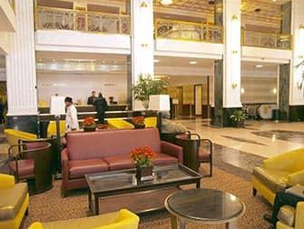 New Yorker Hotel i New York - Reception