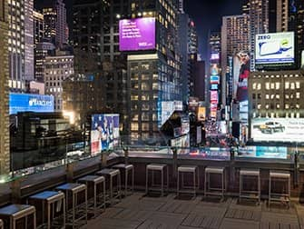 Novotel New York Times Square Hotel - Tagterrasse