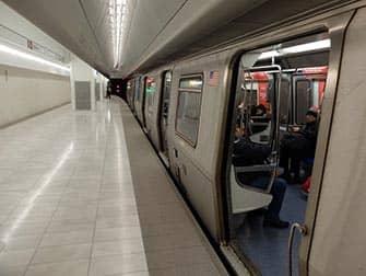 PATH mellem New Jersey og Manhattan - PATH-tog