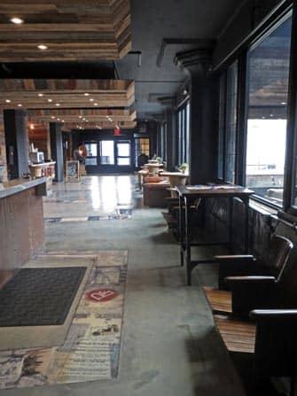 Paper Factory Hotel i New York - Indenfor