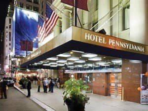Pennsylvania Hotel i New York