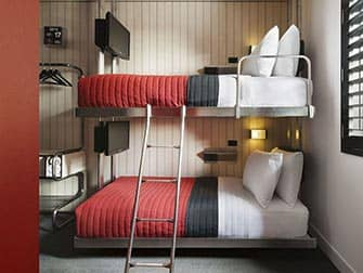 Pod Hotel 39 i New York - Bunk Pod