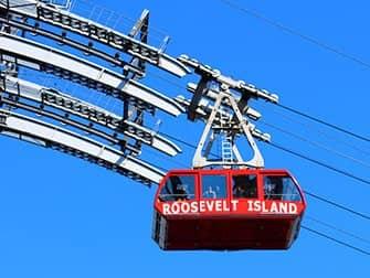 Roosevelt Island i New York - Kabelbane