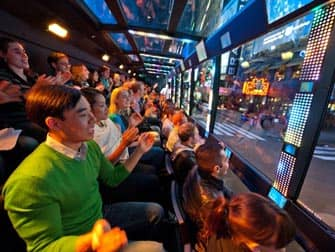The Ride i New York - Indeni