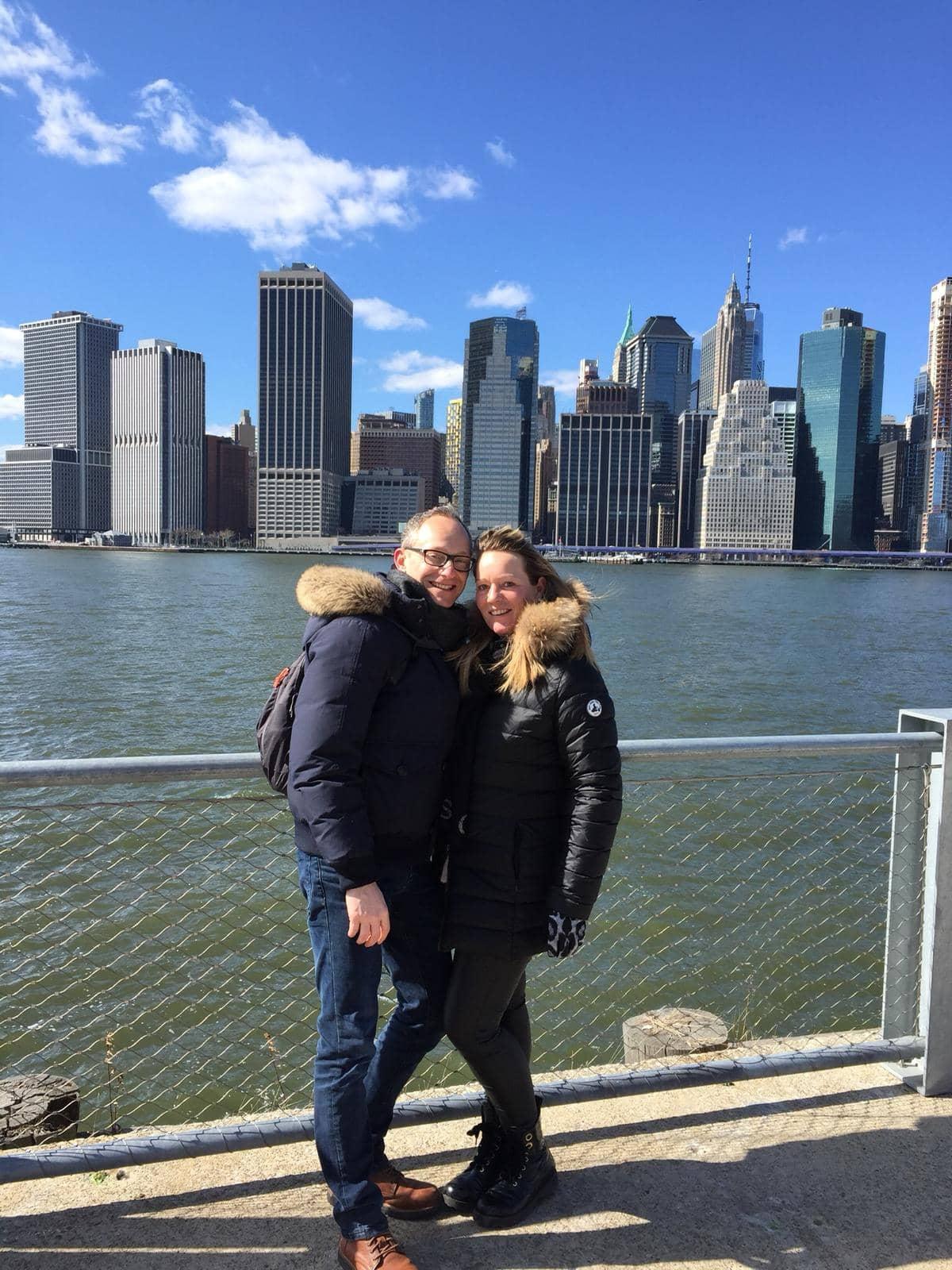 Vind en rejse til New York - Skyline
