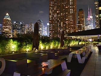 Yotel Hotel i New York - Rooftop