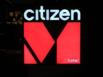 citizenM Hotel Times Square - Logo