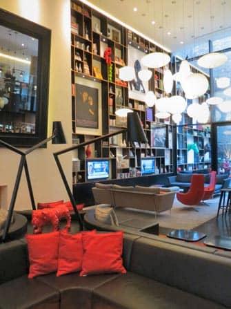 citizenM Hotel Times Square - Lounge