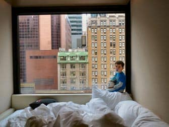 citizenM Hotel Times Square - Udsigt