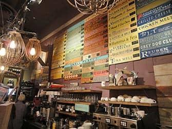 Bedste kaffe og bagels i New York - The Grey Dog