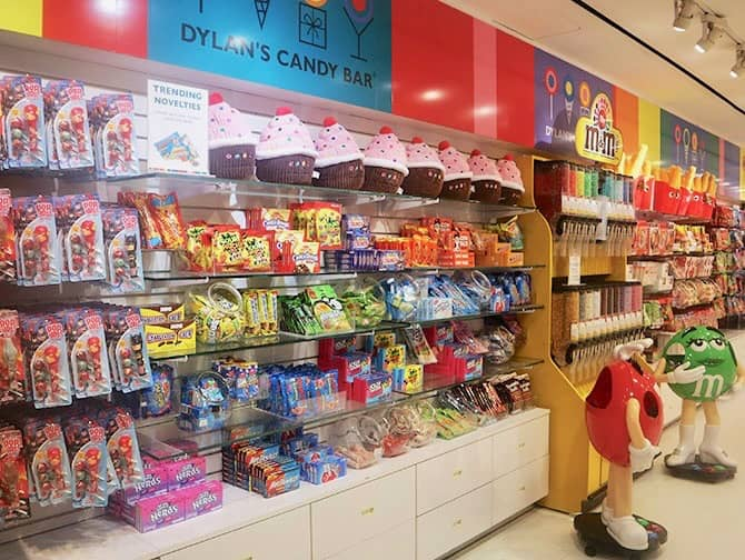 Gossip Girl guidet tur i New York - Dylan's Candy Bar