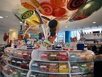 Gossip Girl guidet tur i New York - Dylans Candy Bar