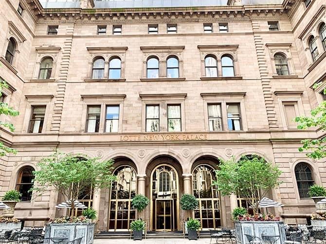 Gossip Girl guidet tur i New York - Palace Hotel