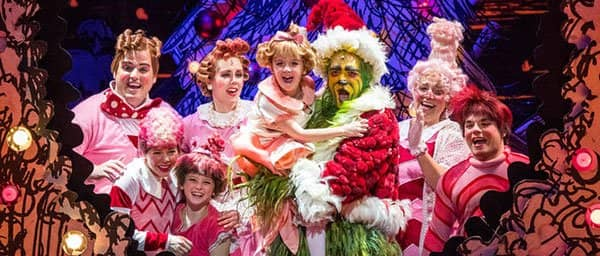 How The Grinch Stole Christmas! The Musical billetter
