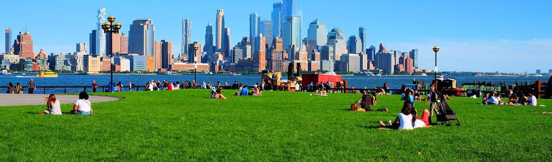De bedste parker i New York
