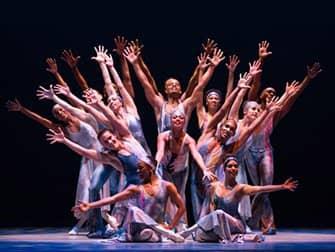 Alvin Ailey i New York billetter - Dansekompagni