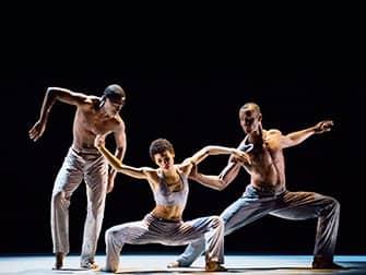 Alvin Ailey i New York billetter - Dansere