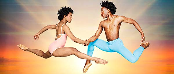 Alvin Ailey i New York billetter