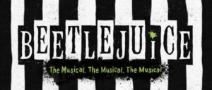 Beetlejuice Broadway billetter