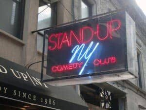 Comedy clubs i New York