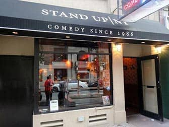 Comedy clubs i New York - Stand Up New York