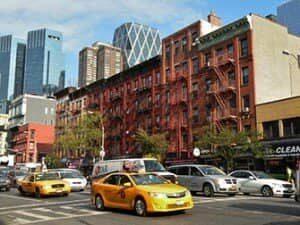 Hell's Kitchen i New York