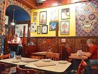 Hell's Kitchen i New York - John's Pizza