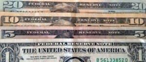 Penge i New York