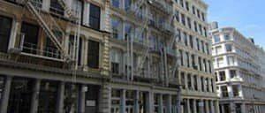 SoHo i New York