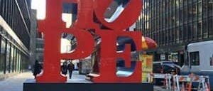 Bo og arbejde i New York