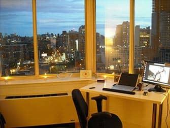 Bo og arbejde i New York - Lejlighed med udsigt