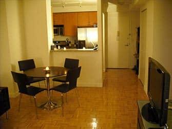 Bo og arbejde i New York - Lejlighed på Manhattan