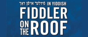 Fiddler on the Roof i New York billetter