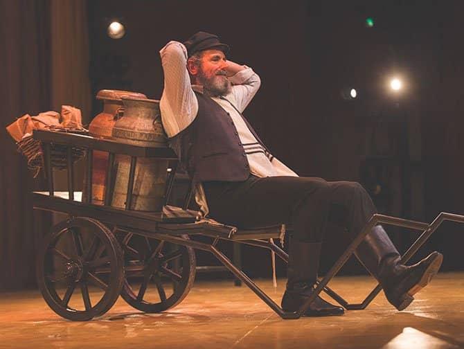 Fiddler on the Roof i New York billetter - Tevye