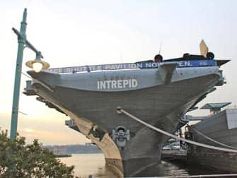 Fleet Week i New York - Intrepid Museum