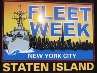 Fleet Week i New York - Staten Island