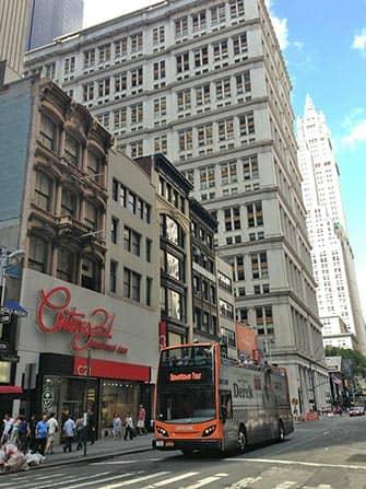 Outlets i New York - Century 21 udefra