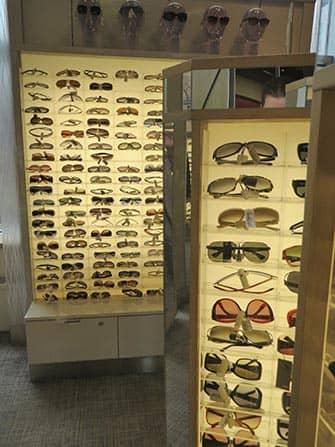 Outlets i New York - Solbriller