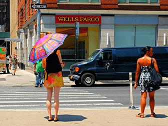 Påklædning i New York- Sommer