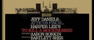 To Kill a Mockingbird Broadway billetter