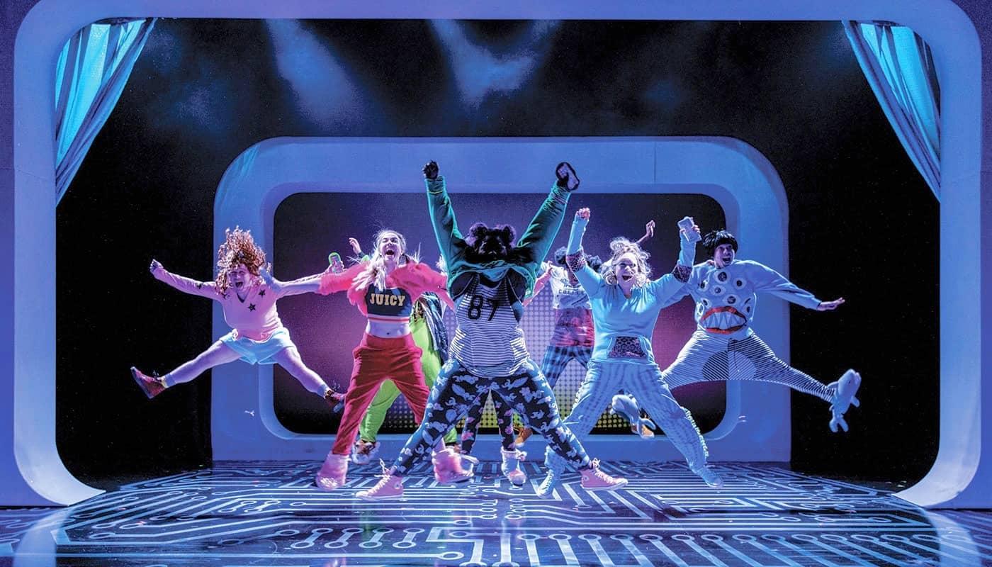 Be More Chill Broadway billetter - Dans