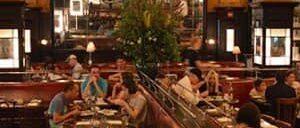 Romantiske restauranter og barer i New York