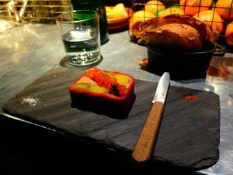 Romantiske restauranter og barer i New York - Middag på Cocotte